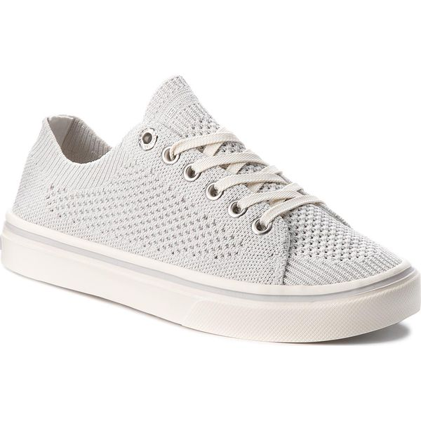 ada769e90917f Tenisówki TOMMY HILFIGER - Knitted Light Weight Lace Up FW0FW03362 ...