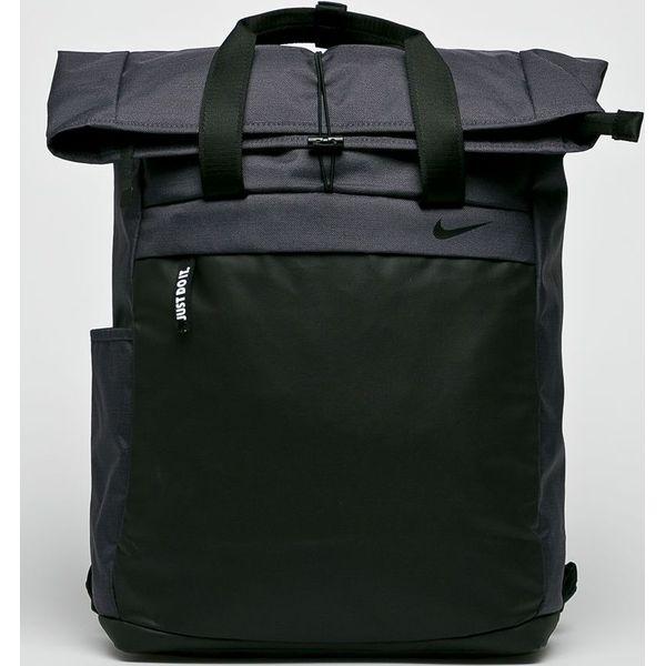 15a6bfdf518f5 Nike - Plecak - Czarne plecaki marki Nike, z poliesteru. Za 179.90 ...