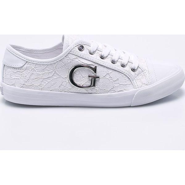 f4af813fc92ea Guess Jeans - Tenisówki - Trampki damskie marki Guess Jeans. W ...