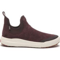 Czerwone obuwie damskie Vans Kolekcja wiosna 2020 Butik