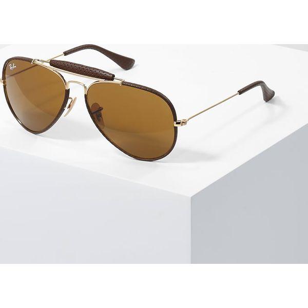RayBan AVIATOR Okulary przeciwsłoneczne gold - Okulary ... b508ce1a7706