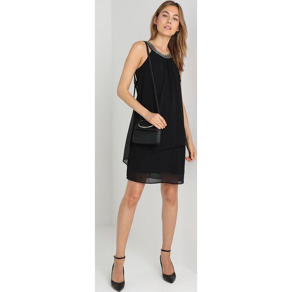 f8b27655c105 s.Oliver BLACK LABEL Sukienka koktajlowa summer black - Sukienki ...
