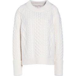 7b2b52d6845e2 MICHAEL Michael Kors CABLE Sweter bone. Swetry klasyczne damskie marki  MICHAEL Michael Kors.