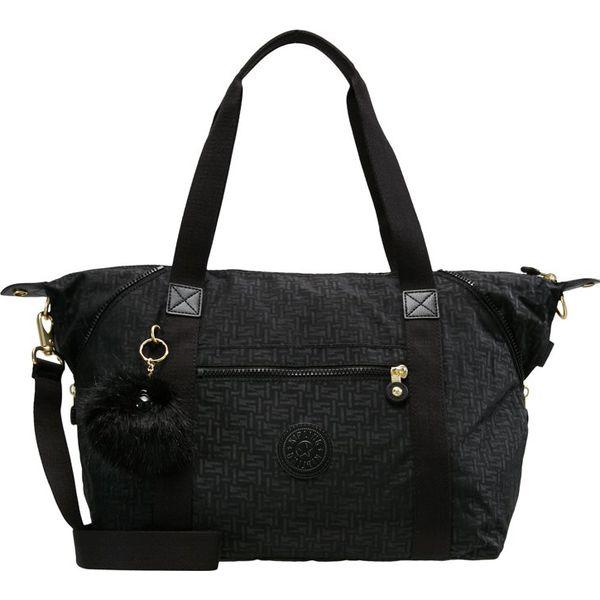 6510a98328a2b Kipling ART Torba na zakupy black - Shopper bag marki Kipling. Za 399.00  zł. - Shopper bag - Torebki damskie - Akcesoria damskie - Butik - Modne  ubrania