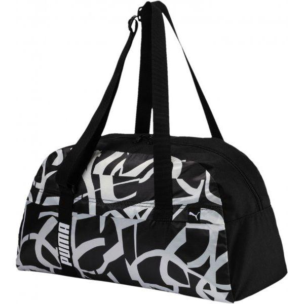 afafe624e3f10 Puma Torba Sportowa Core Active Sportsbag M Black - Butik - Modne ubrania,  buty, dodatki dla kobiet i dzieci