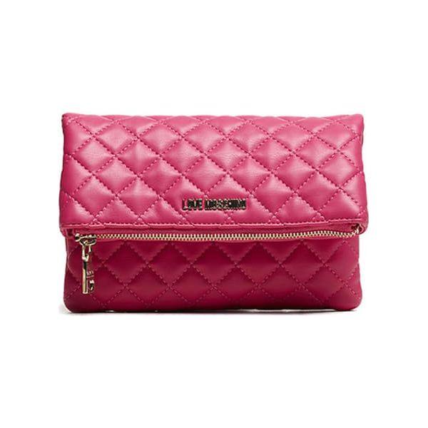 bf5471258632f Torebka w kolorze różowym - (S)17 x (W)26 x (G)2 cm - Czerwone ...