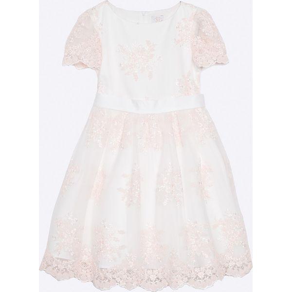 a69e3e042e Sly - Sukienka dziecięca 134-158 cm - Szare sukienki dziewczęce ...