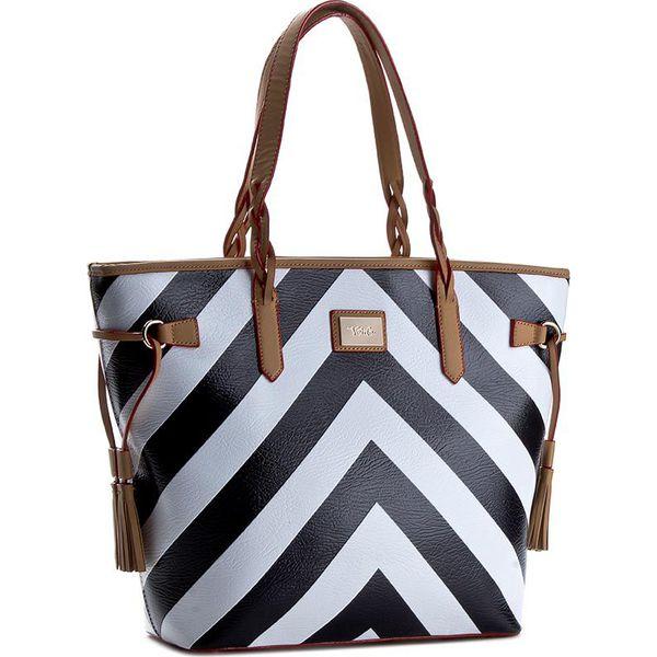 dd9487c1e610e Torebka VERDE - 16-0003967 Black - Białe torebki klasyczne damskie marki  Verde. W wyprzedaży za 169.00 zł. - Torebki klasyczne damskie - Torebki  damskie ...