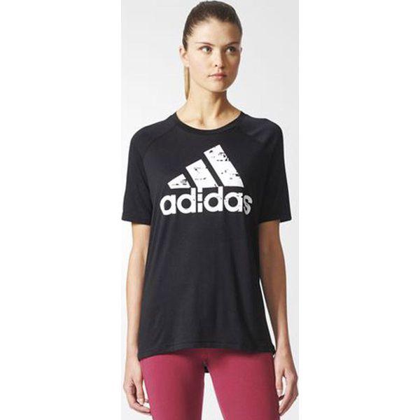 3a38f4328 Adidas Koszulka damska SP ID Tee czarna r. S (BQ9437) - Bluzki ...