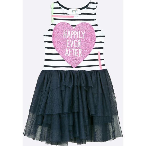 d09cc15f2d Trendyol - Sukienka dziecięca 98-128 cm - Szare sukienki dziewczęce ...