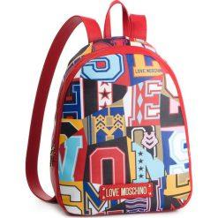 1ce8e36789047 Plecak LOVE MOSCHINO - JC4048PP17LE150A Rosso. Plecaki marki Love Moschino.  W wyprzedaży za 669.00
