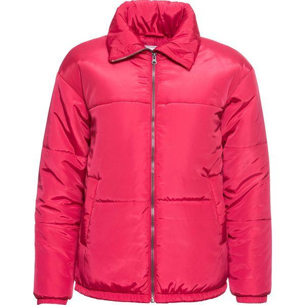 9d07db8cfcaac Kurtka zimowa, watowana bonprix różowy - Kurtki damskie marki ...