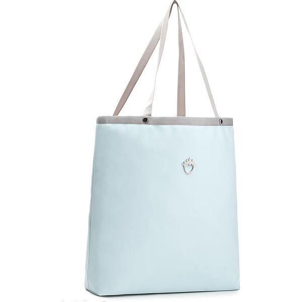 490cc568bb2ca Torebka GOSHICO - Fuutou 3364 Miętowa - Shopper bag marki Goshico. W ...