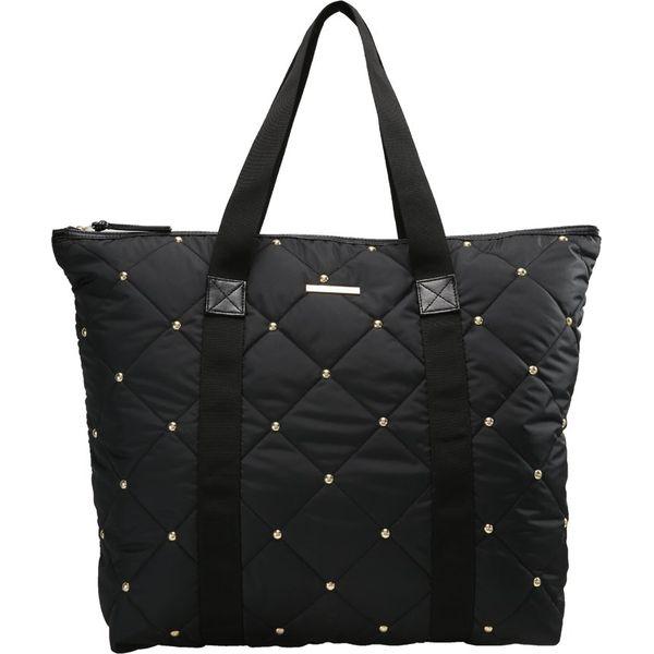 f35b6c1595d63 DAY Birger et Mikkelsen STUD Torba na zakupy black - Czarne shopper bag  marki DAY Birger et Mikkelsen. Za 459.00 zł. - Shopper bag - Torebki damskie  ...