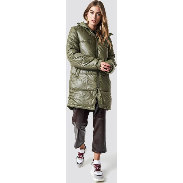 e5659eee2bb36 Cheap Monday Kurtka Cocoon Small Echo - Green - Kurtki damskie marki ...