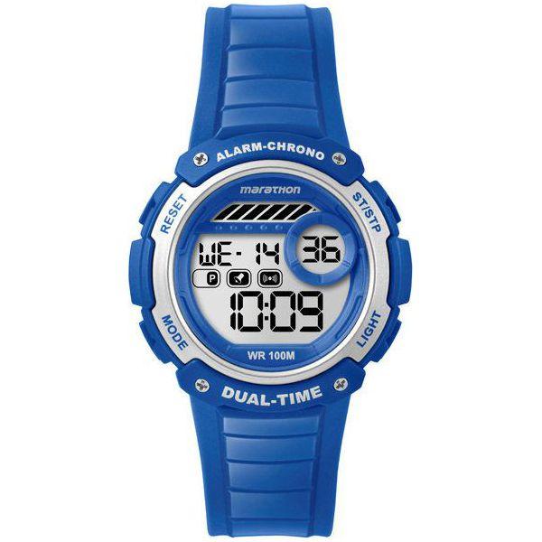 Modne ubrania Zegarek Timex Damski Marathon Digital TW5K85000 granatowy NY72