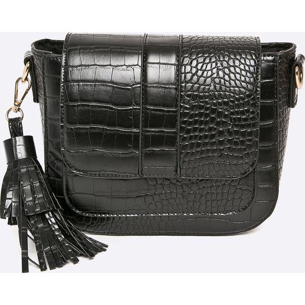0856da5bdaed Vero Moda - Torebka - Czarne torebki klasyczne damskie marki Vero Moda