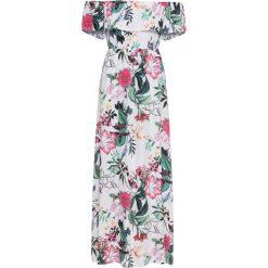 a1071037f8 Długa sukienka w kwiaty orsay - Sukienki damskie - Kolekcja wiosna ...