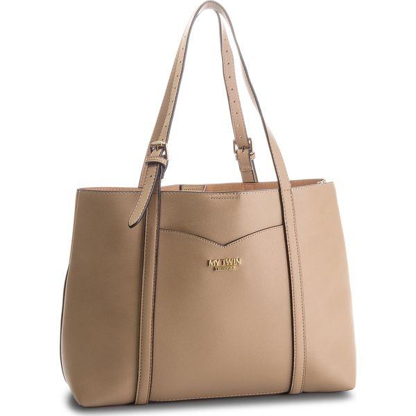 412f3c7706b67 Torebka MY TWIN - Shopping RA8PGN Bic.Tortora/Camoufl 02855 - Shopper bag  marki My Twin. W wyprzedaży za 379.00 zł. - Shopper bag - Torebki damskie  ...