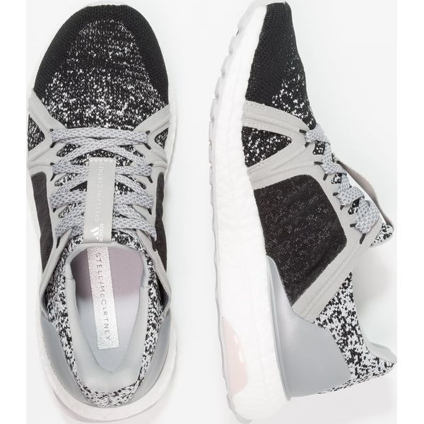 adidas by Stella McCartney ULTRA BOOST Obuwie do biegania treningowe silver metalliclight solid greycore black