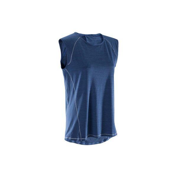 54a52c874 Koszulka krótki rękaw do jogi Yoga damska - Koszulki damskie marki DOMYOS.  W wyprzedaży za 29.99 zł. - Koszulki damskie - Koszulki i topy damskie -  Odzież ...