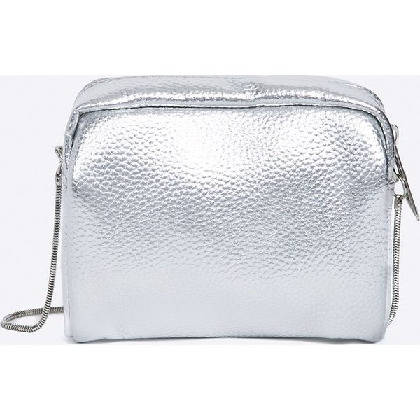 40818d5a007d Vero Moda - Torebka - Szare torebki klasyczne damskie marki Vero Moda