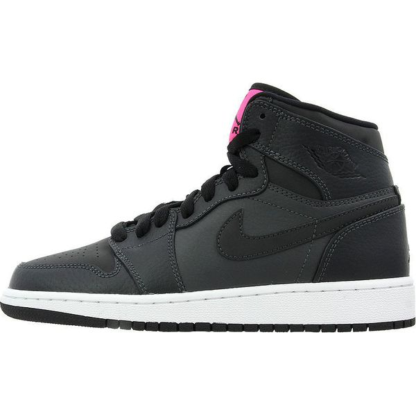 7d9433d14e46 Nike Buty damskie Jordan Girl`s Air 1 Retro High Shoe czarne r. 36 ...