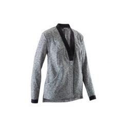 1915ac884a85ff Bluza na zamek do jogi YOGA+ damska. Bluzy damskie marki DOMYOS. W  wyprzedaży za