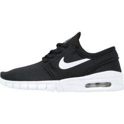 9389e8d117348 Nike SB STEFAN JANOSKI MAX Tenisówki i Trampki black/white. Buty sportowe  chłopięce marki ...