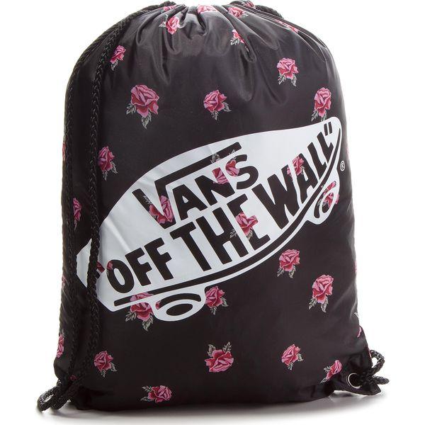 aaa82b0854e19 Plecak VANS - Benched Bag VN000SUFRDU Black Rose - Czarne plecaki ...