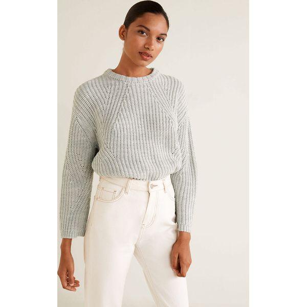 f744c7be0c Mango - Sweter Mercury - Swetry klasyczne damskie marki Mango. W ...