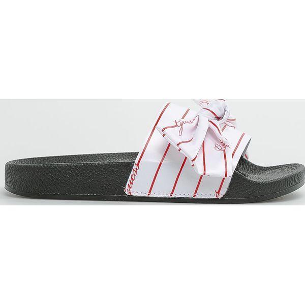 026e0925fee95 Guess Jeans - Klapki - Klapki damskie marki Guess Jeans. Za 169.90 ...