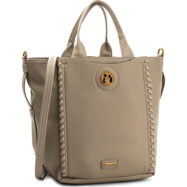 132ecd4d71a82 Torebka WITTCHEN - 86-4Y-207-9 Beżowy - Brązowe torebki klasyczne ...