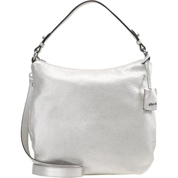 53c8cde2d3fcd Abro Torebka silver - Szare torebki klasyczne damskie marki Abro. Za ...