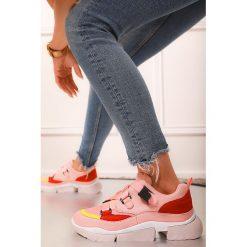 Damskie buty sportowe JELENA PINK