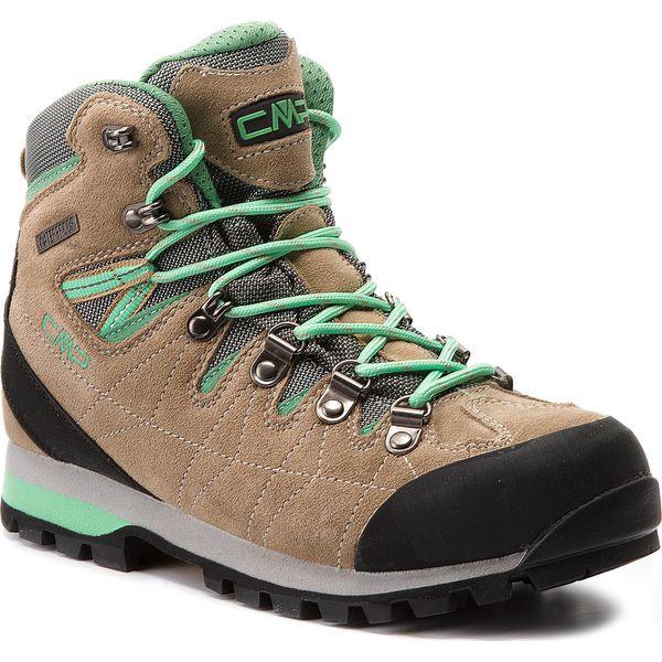 578697dc72abf6 Trekkingi CMP - Arietis Wmn Trekking Shoes Wp Tortora P621 - Obuwie ...
