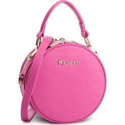 c13e3607d0637 Torebka KAZAR - Sicilia 32522-01-P1 Pink. Torebki klasyczne damskie marki  Kazar
