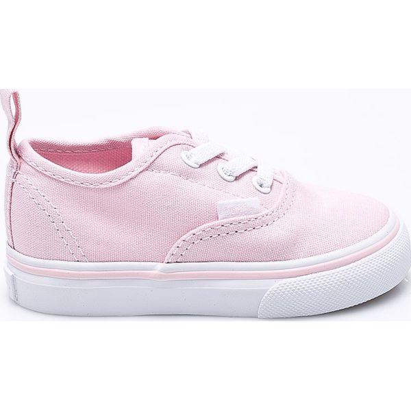 e24a03c39a0b4 Vans - Tenisówki dziecięce. - Buty sportowe dziewczęce marki Vans. W ...