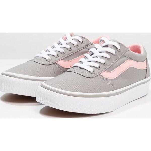80a1e0c7b3c0f Vans MY MADDIE Tenisówki i Trampki gray/pink - Buty sportowe ...