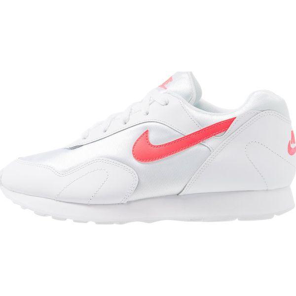 Kup online atrakcyjna cena wielka wyprzedaż uk Nike Sportswear OUTBURST Sneakersy niskie white/pure platinum