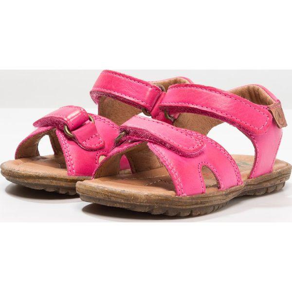 Naturino SUN Sandały pink - Czerwone sandały chłopięce Naturino fd46df5e3bf