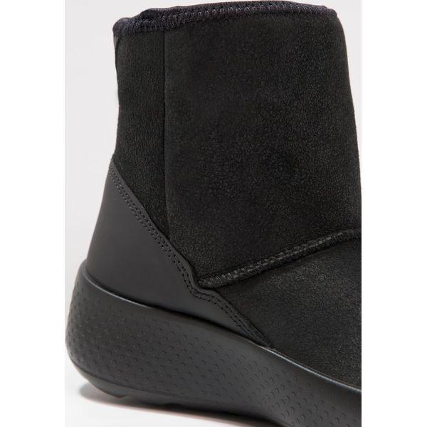9b0bdb46970f6 ecco UKIUK Śniegowce black - Buty zimowe chłopięce marki ECCO. W ...