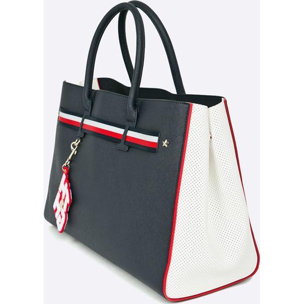 9f339c8859620 Tommy Hilfiger - Torebka Gigi Hadid - Brązowe shopper bag marki ...