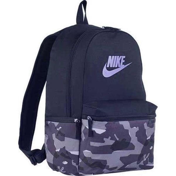 ad53be254345d Nike Plecak Nike BA5873 493 Heritage BKPK AOP Camo BA5873 493 niebieski -  Plecaki . Za 117.10 zł. - Plecaki - Torby i plecaki damskie - Akcesoria  damskie ...