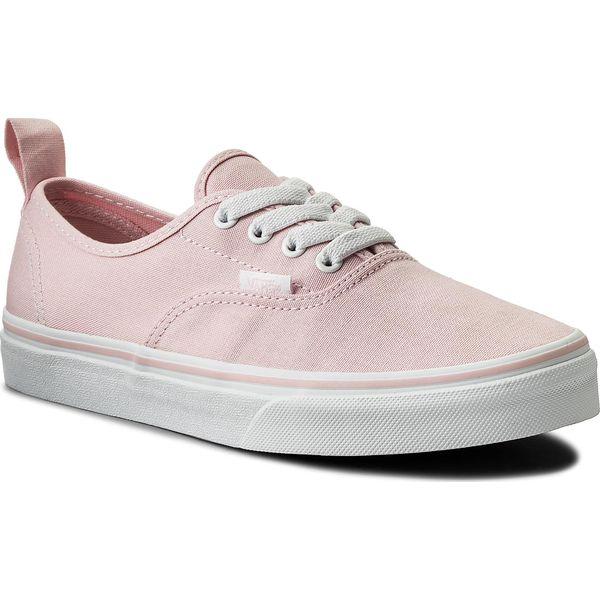 99893f93e3b02 Tenisówki VANS - Authentic Elastic VN0A38H4Q1C Chalk Pink/True White ...