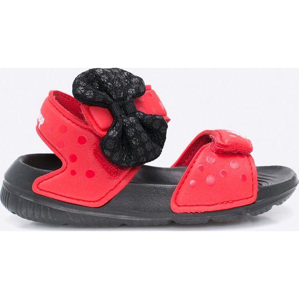 c6d2a80d1547f adidas Performance - Sandały dziecięce DY M&M Alta Swim I - Czerwone ...