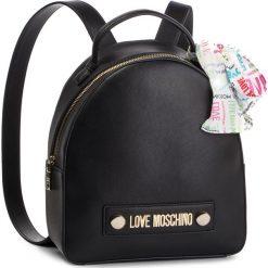 c5117e955cb15 Plecak LOVE MOSCHINO - JC4241PP07KF0000 Nero. Plecaki marki Love Moschino.  Za 839.00 zł.