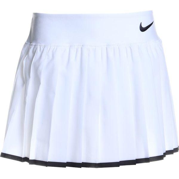 8af7fb4192 Nike Performance GIRLS VICTORY SKIRT Spódnica sportowa white black ...