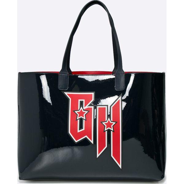 a0e2862b1e75c Tommy Hilfiger - Torebka Gigi Hadid - Czarne shopper bag marki Tommy  Hilfiger